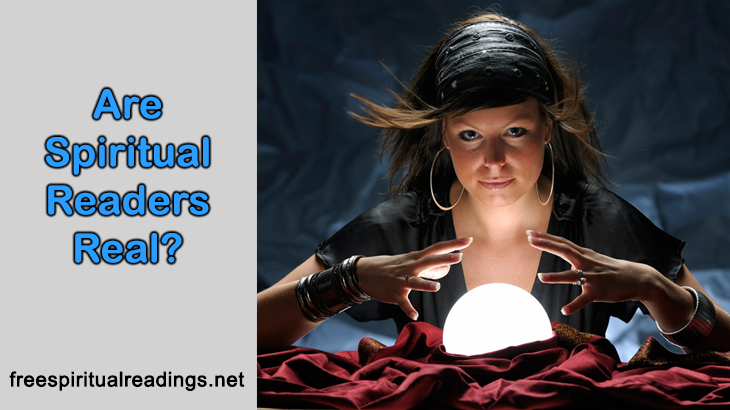 Are Spiritual Readers Real?