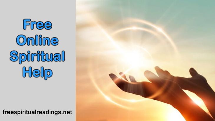 Free Online Spiritual Help