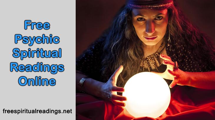 Free Psychic Spiritual Readings Online