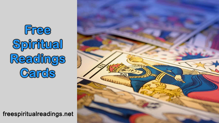 Free Spiritual Readings Cards