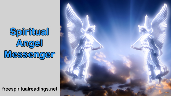 Spiritual Angel Messenger