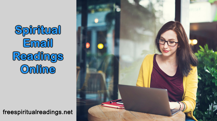 Spiritual Email Readings Online
