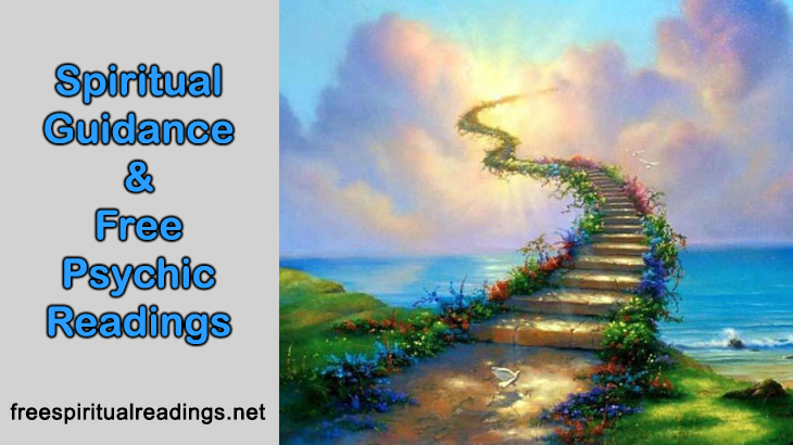 Spiritual Guidance and Free Psychic Readings
