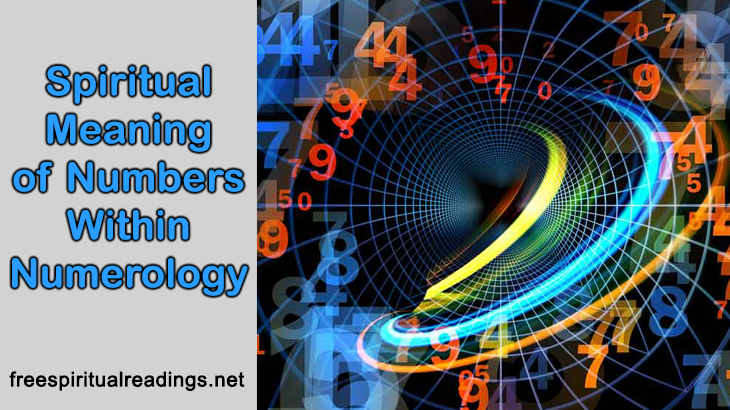 Spiritual Meaning Of Numbers Within Numerology