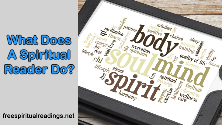 What Does A Spiritual Reader Do?