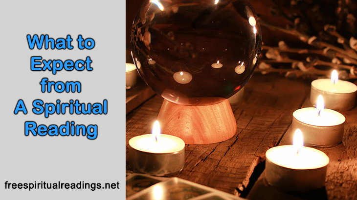 What To Expect From A Spiritual Reading